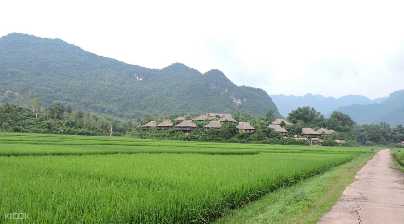 梅州山谷與村落一日游