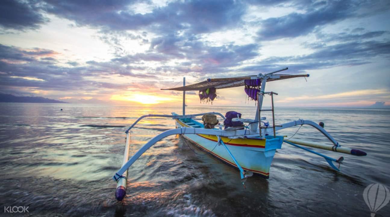巴厘岛北部自然生态游