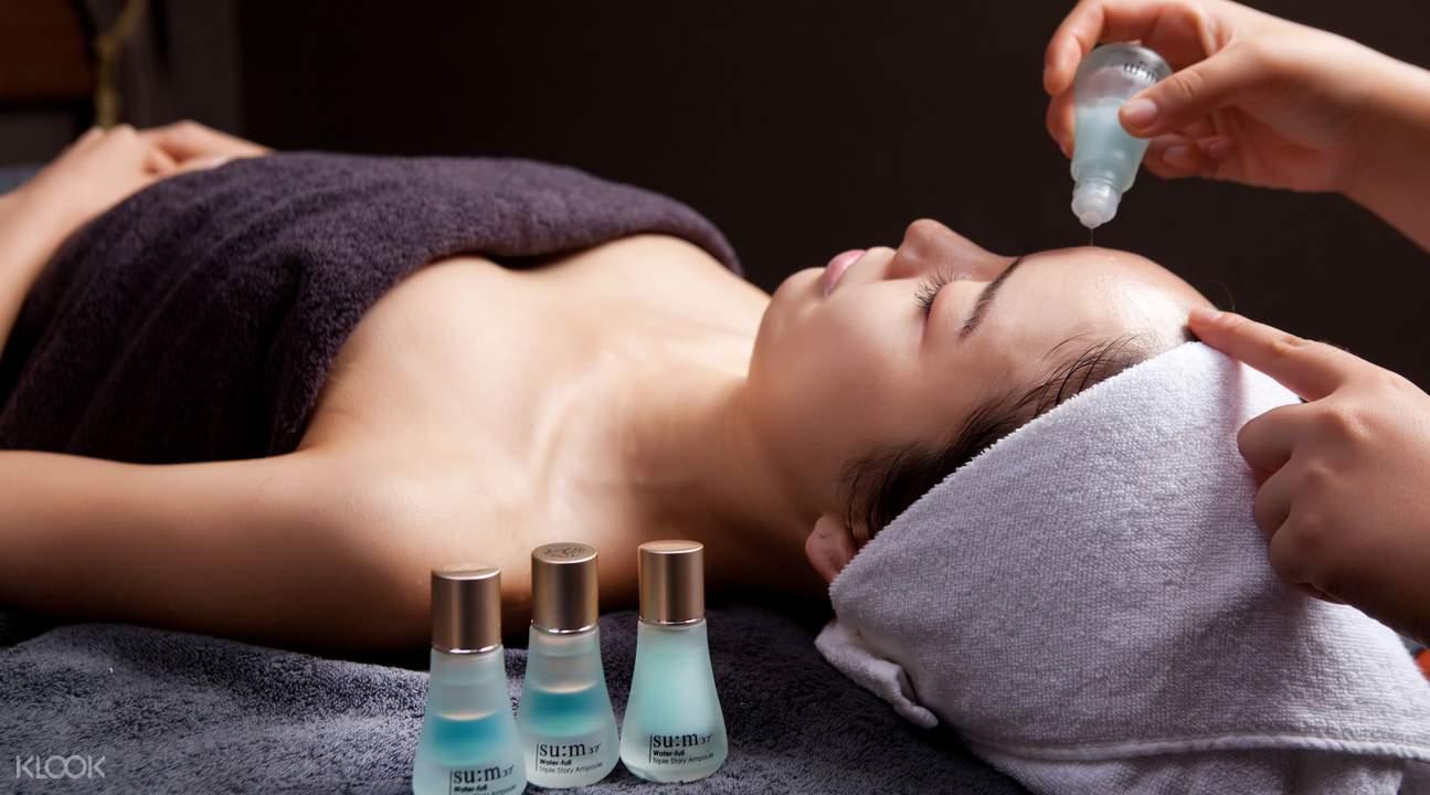 whoo spa treatment