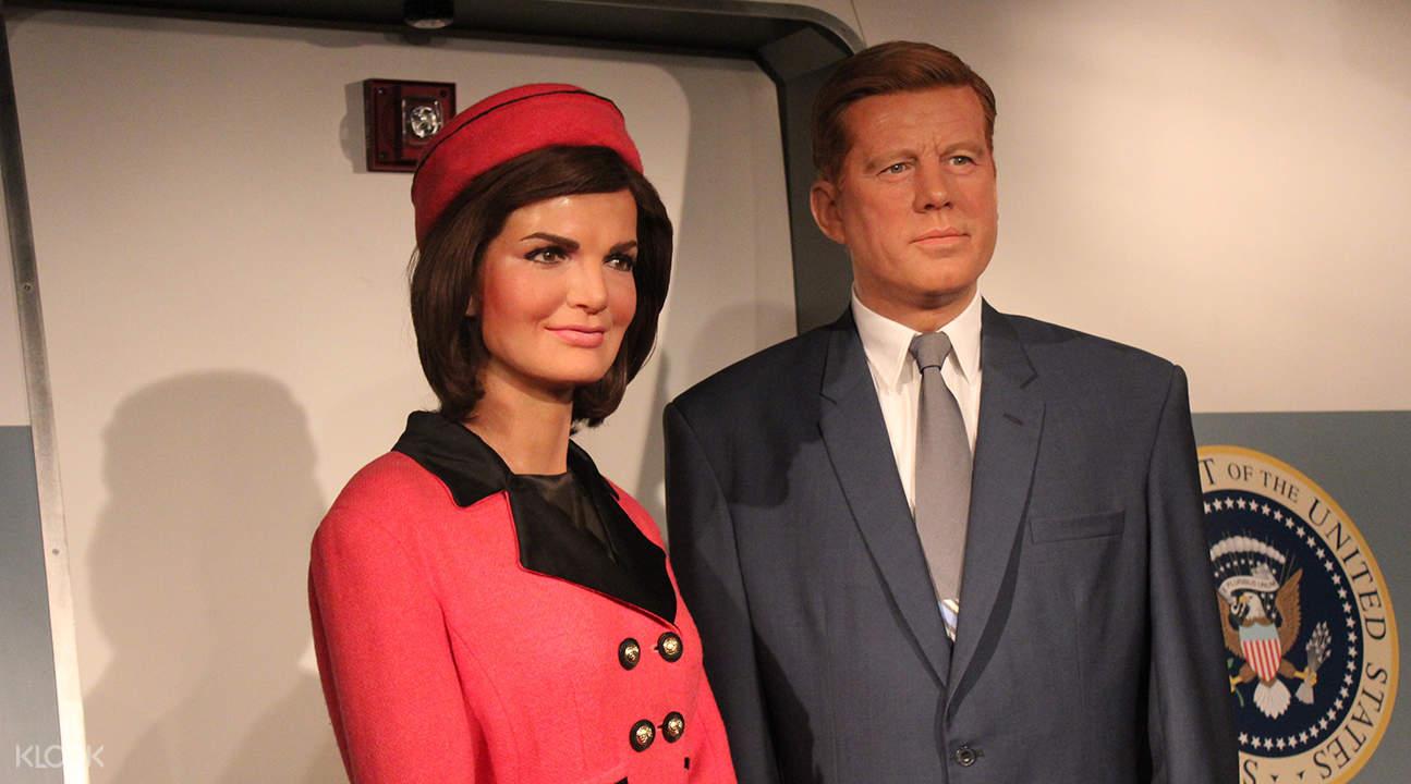 华盛顿特区杜莎夫人蜡像馆门票