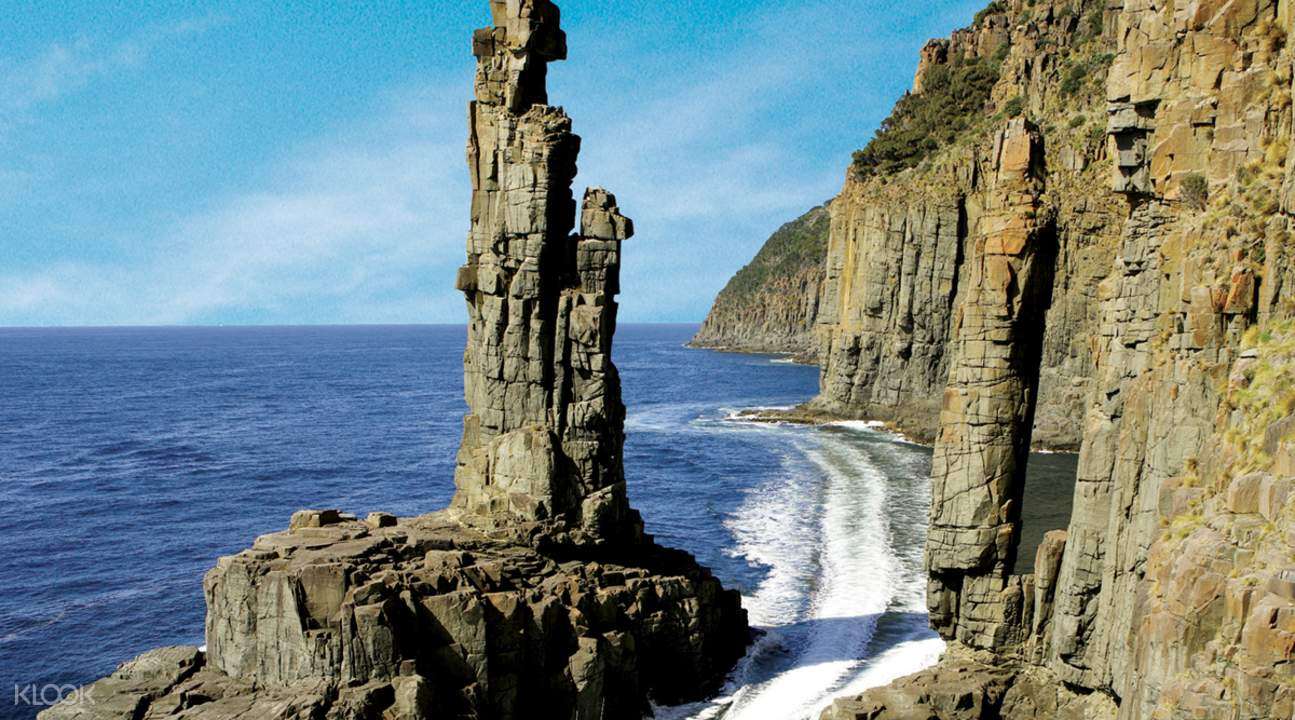 Bruny Islands travel