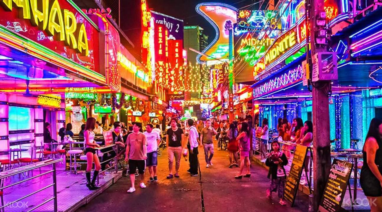 Bangkok Hangover 2 Tour
