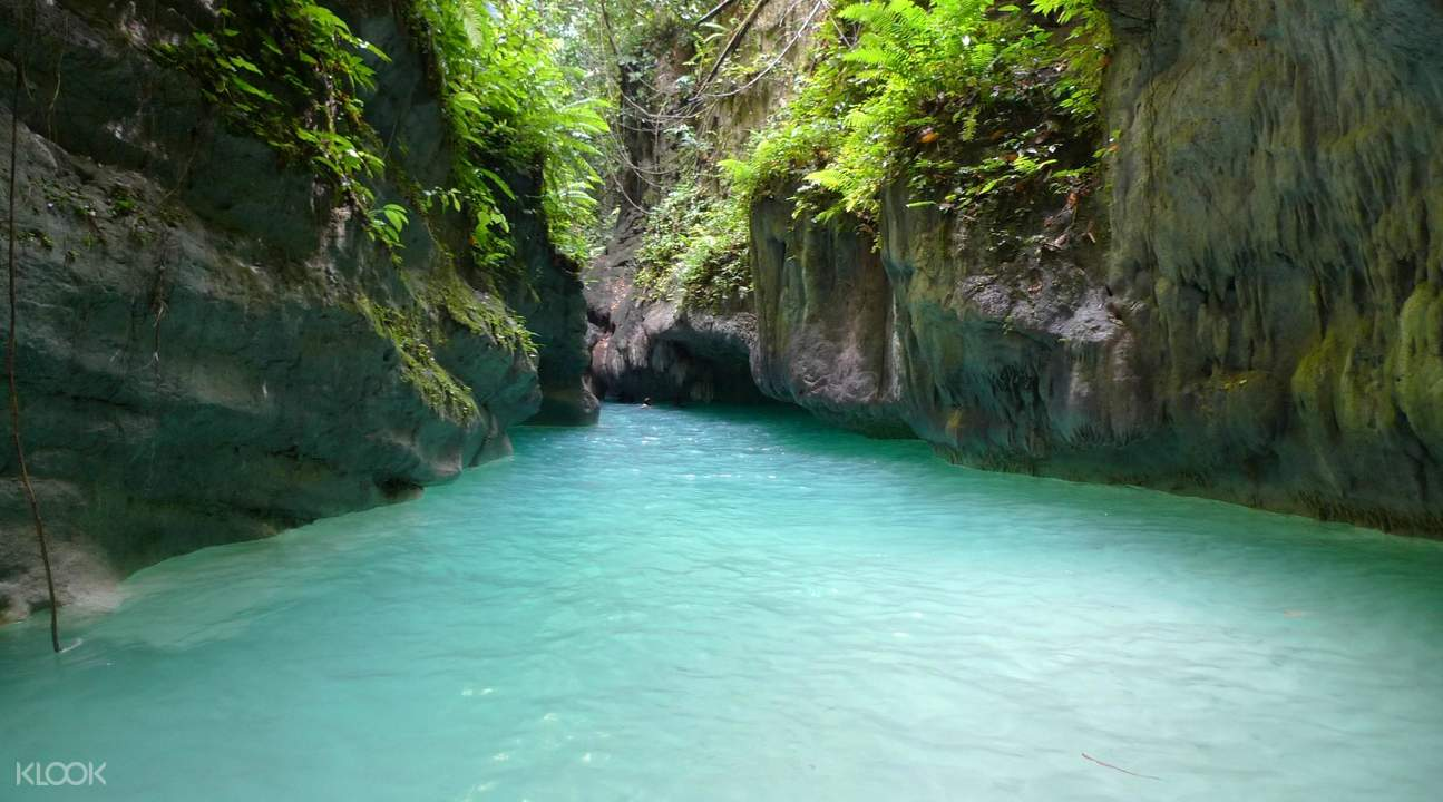 badian canyoneering cebu