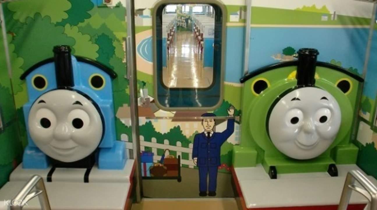 tokyo thomas train ride