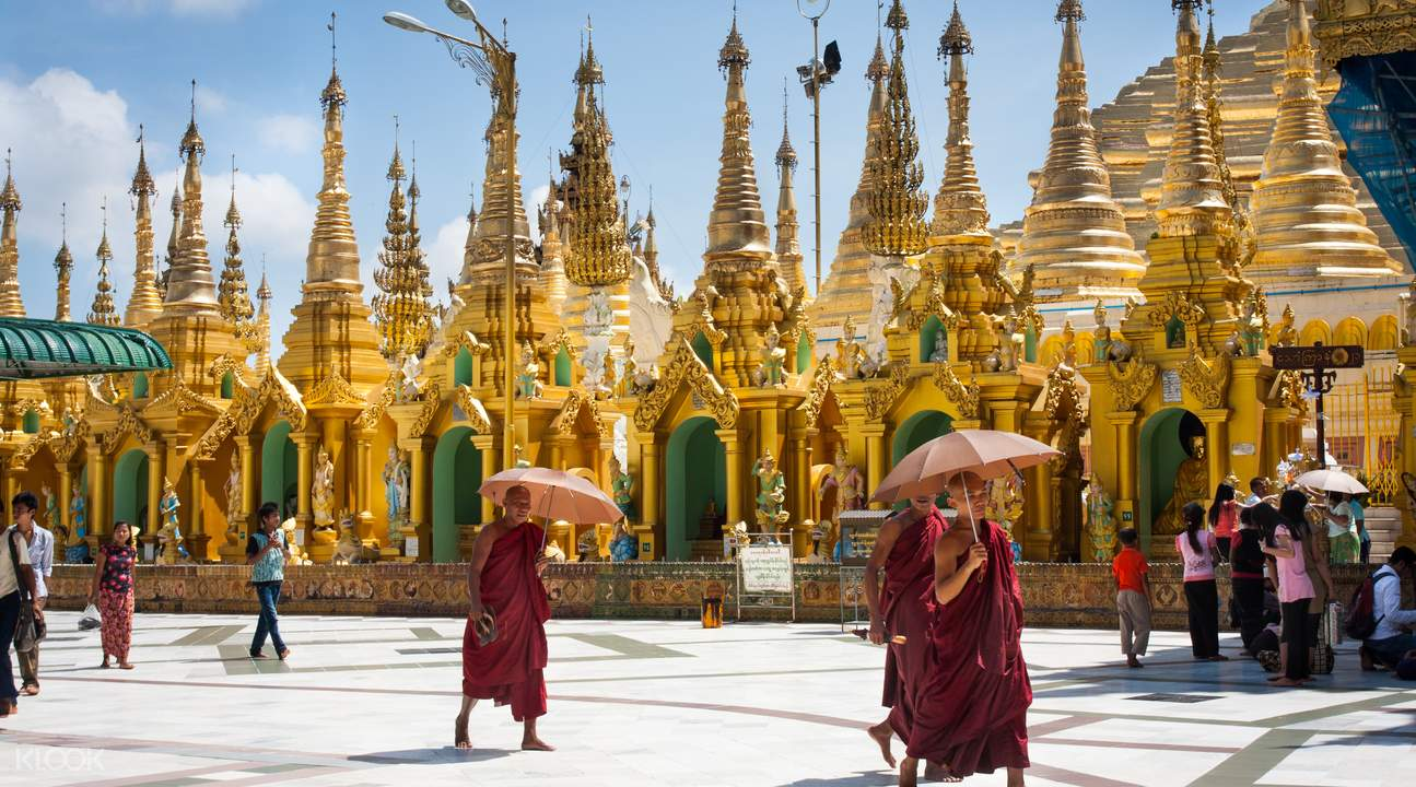 Yangon Highlights Private Tour