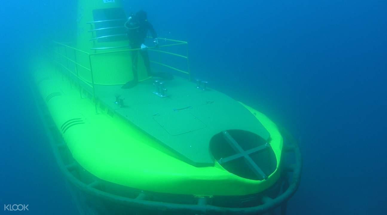 牛島潜水艇