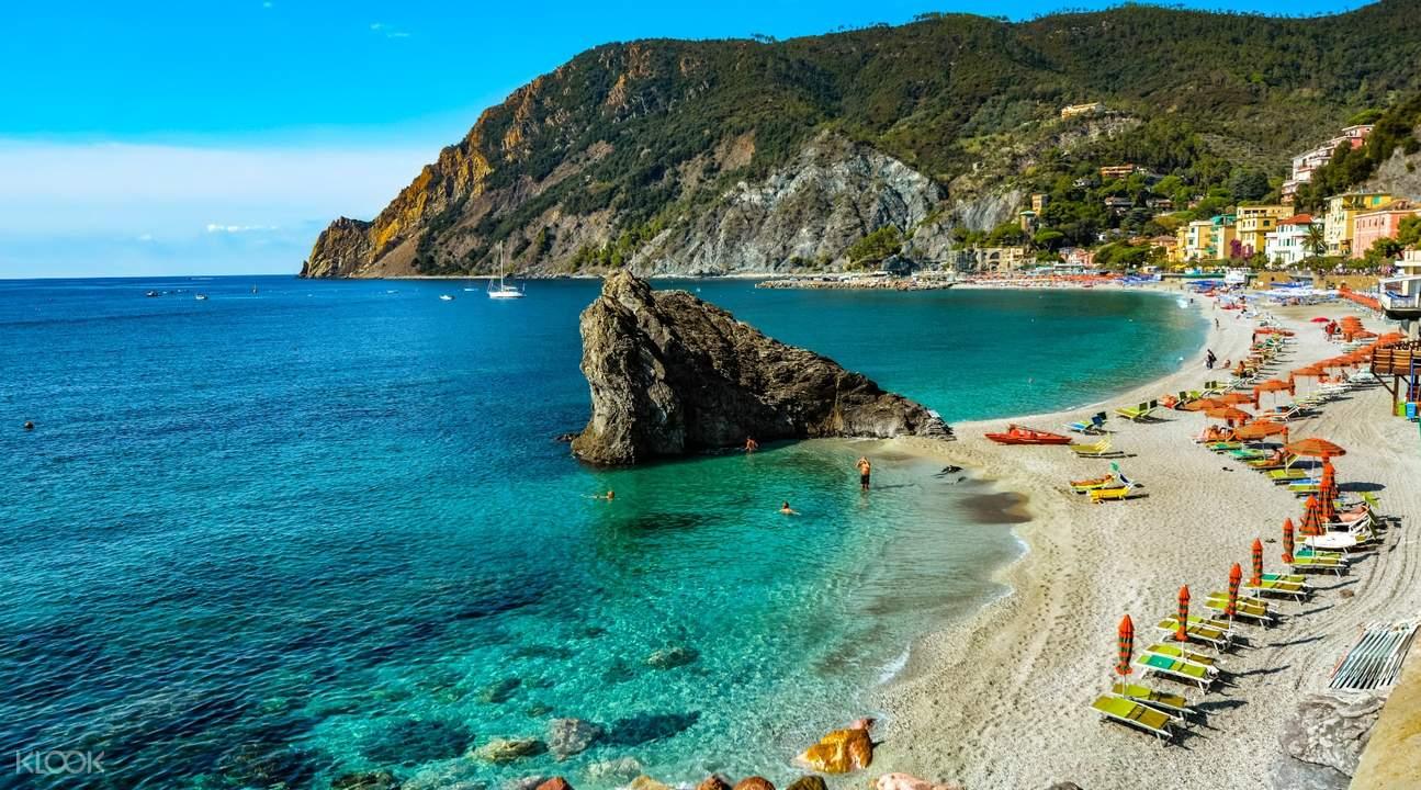 day trip cinque terre Italy