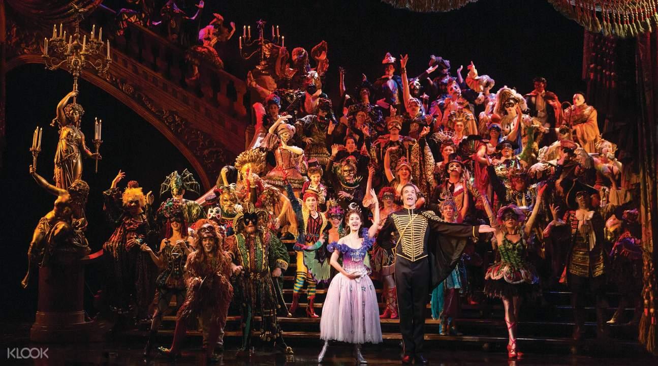 the phantom of the opera broadway show cast