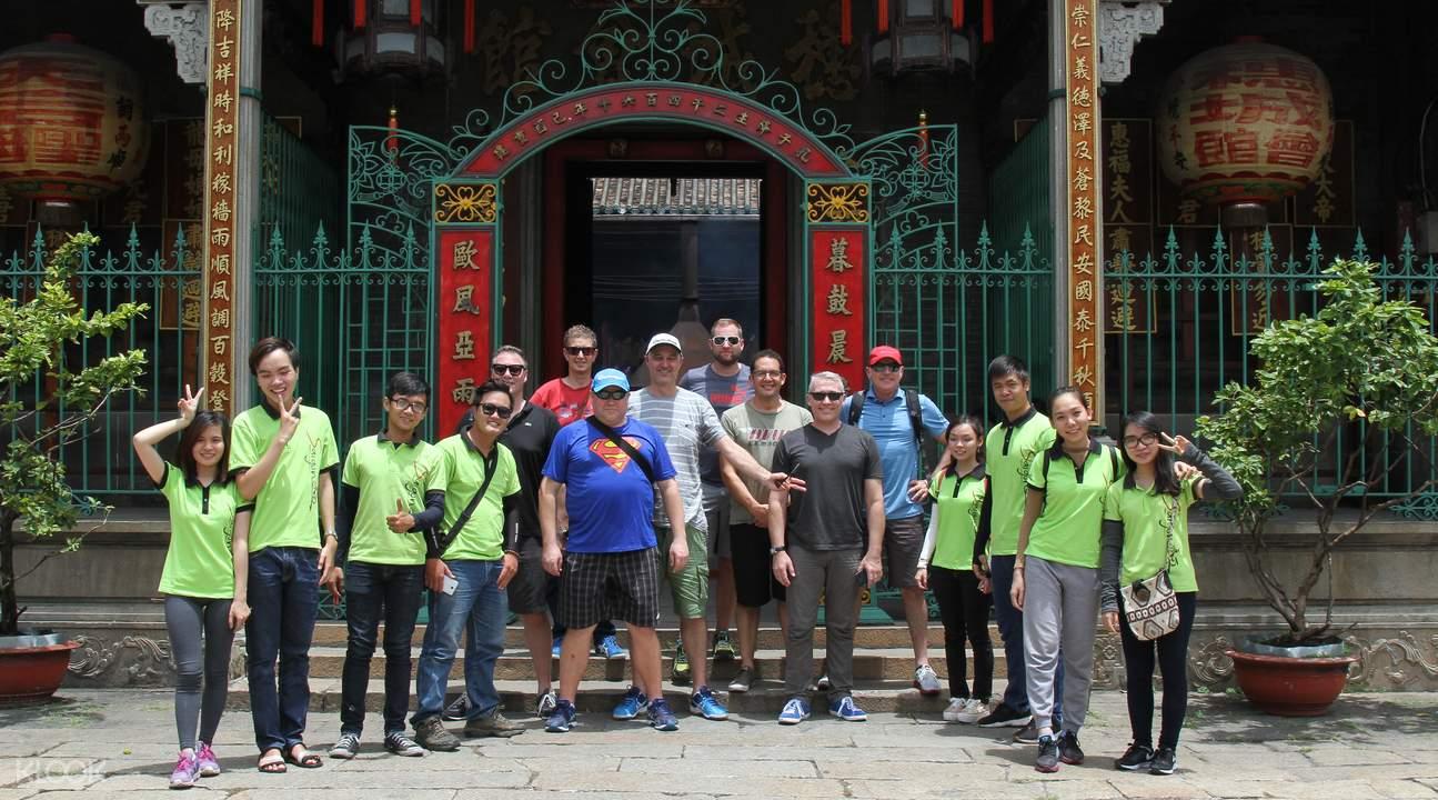 胡志明市之旅