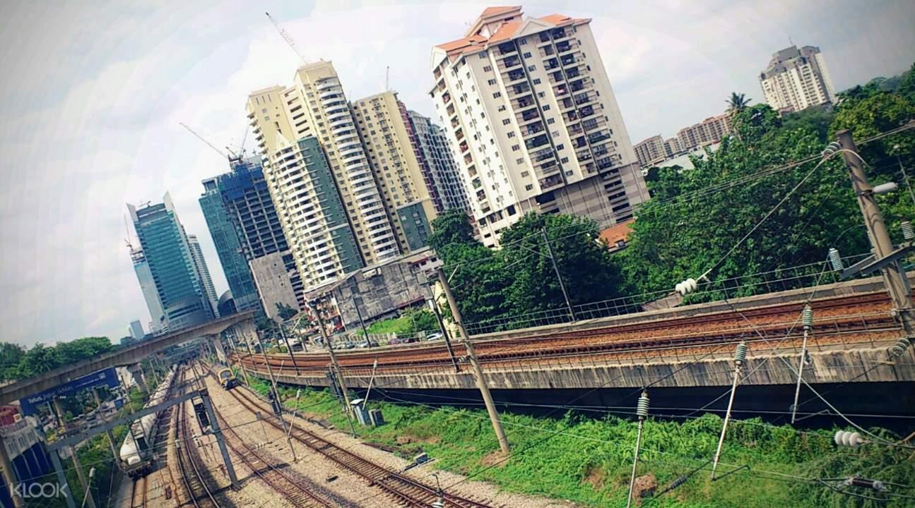 Kuala Lumpur daytrip