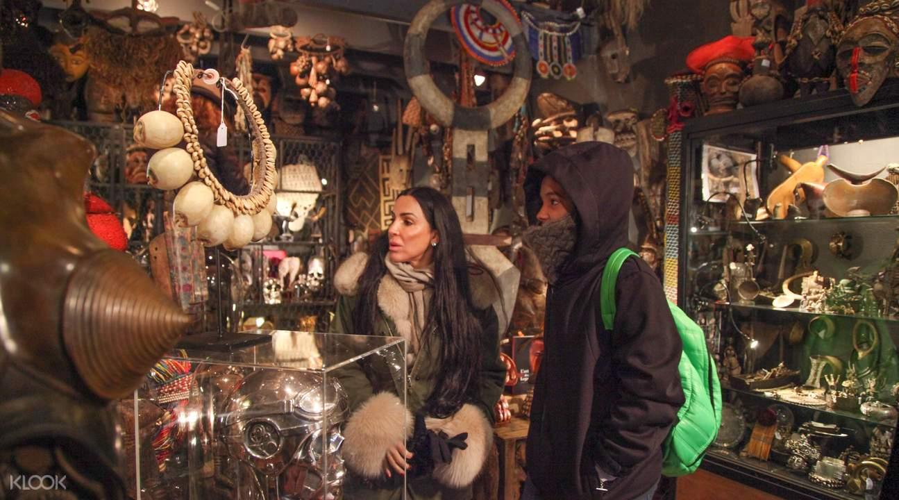 saint ouen flea market tour france