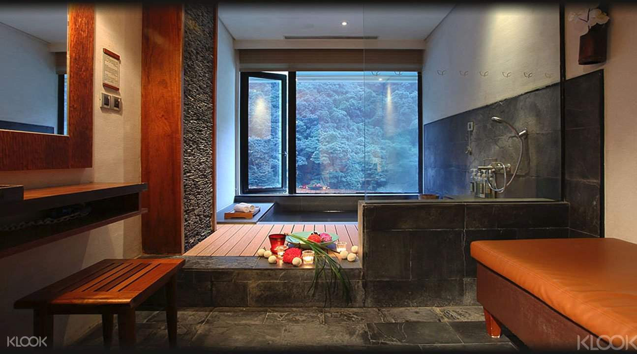 taiwan hot spring private