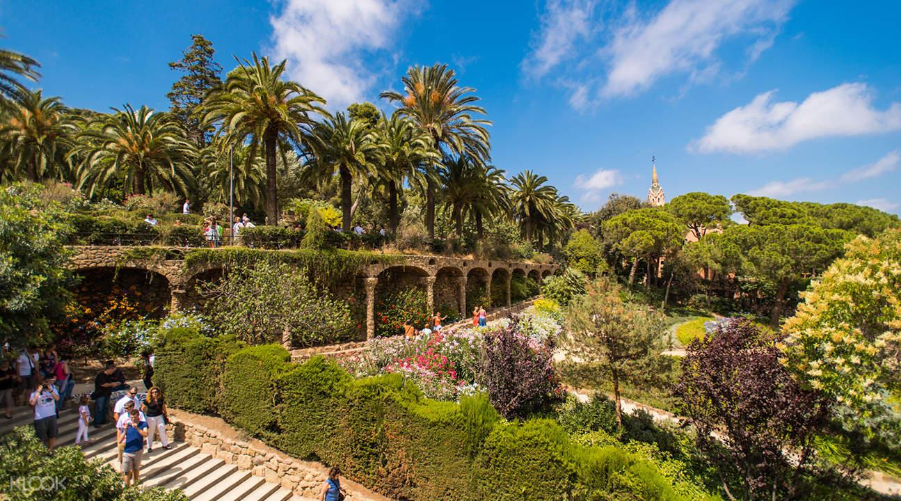 park guell tour barcelona