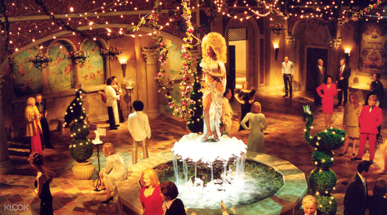 紐約杜莎夫人蠟像館