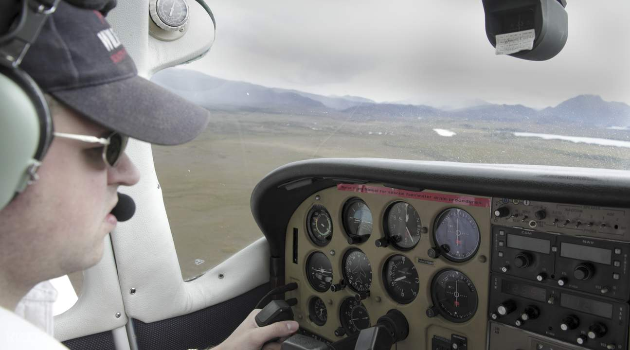 Tasmania scenic flight