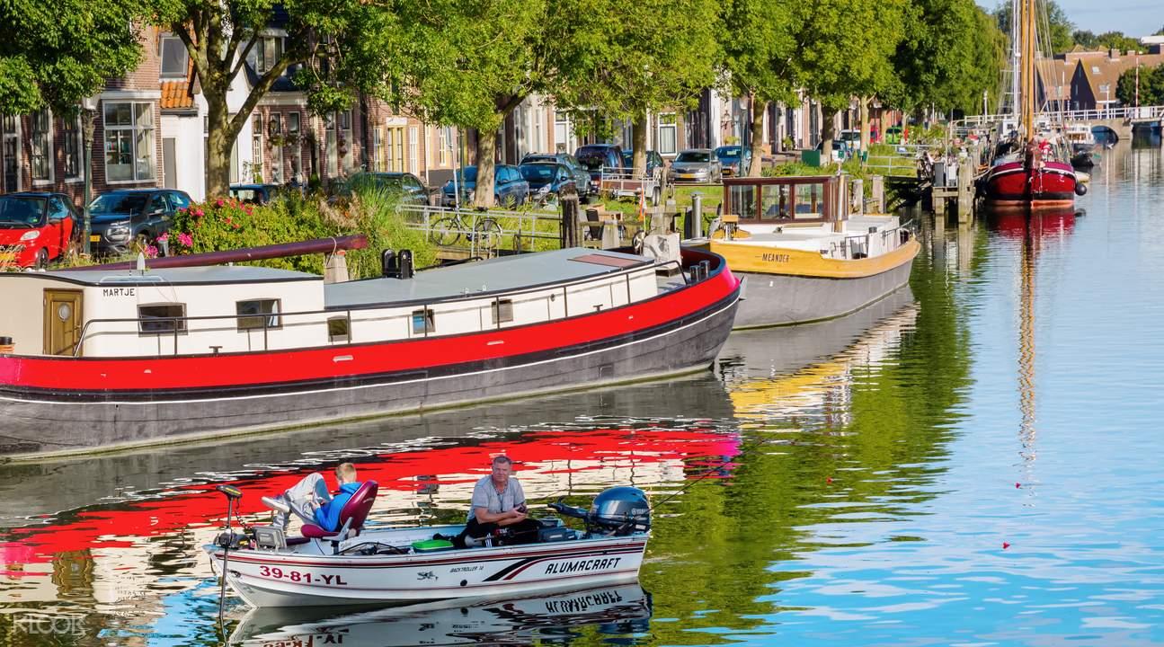 阿姆斯特丹泛舟