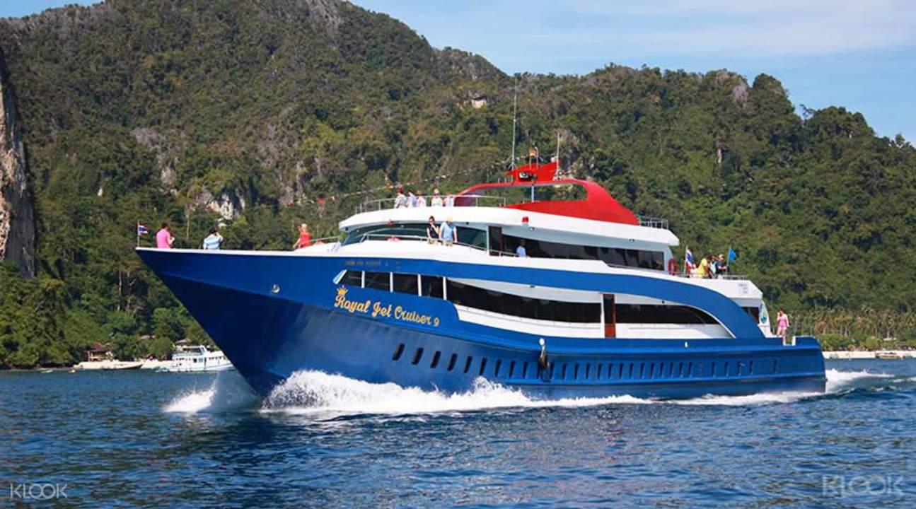 皮皮岛租船