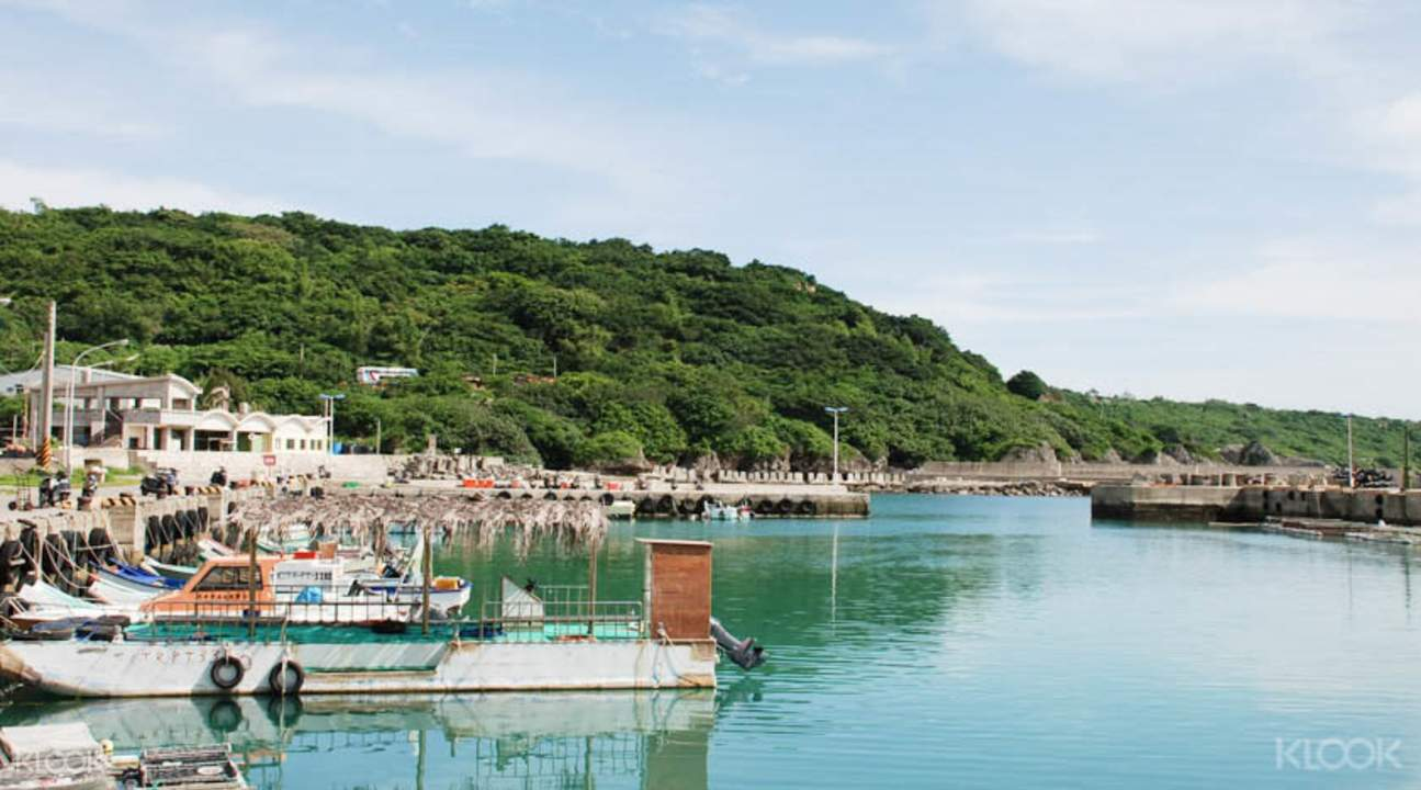 小琉球,藍色珊瑚島