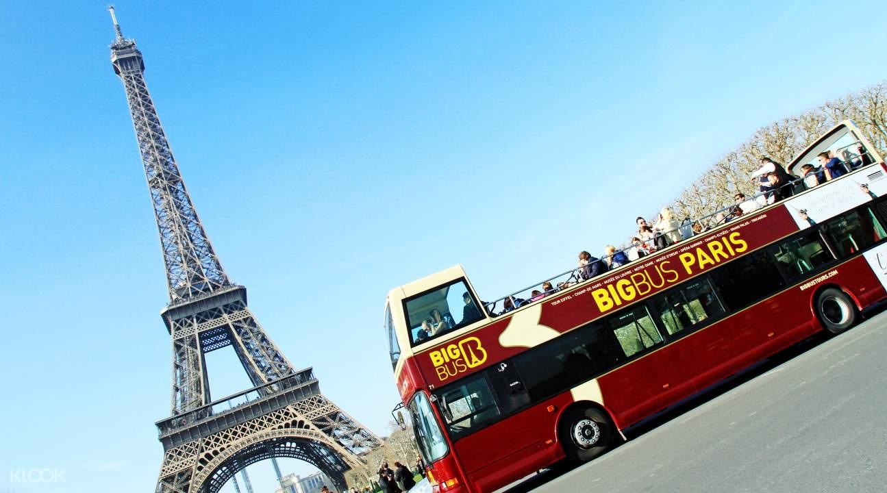 Paris sightseeing tour