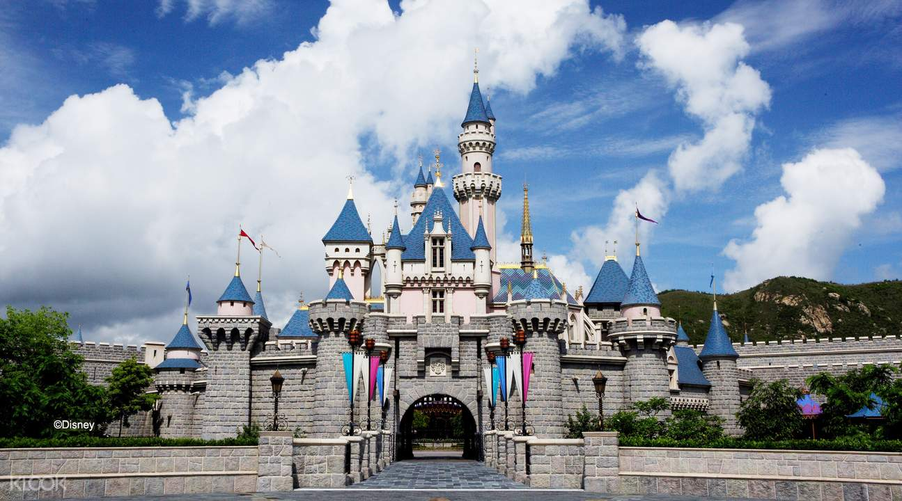 Hong Kong Disneyland Discount Tickets - Klook