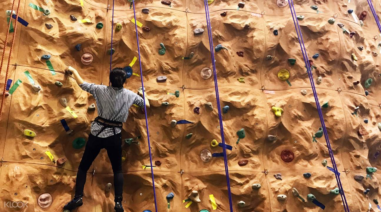 indoor rock climbing taipei