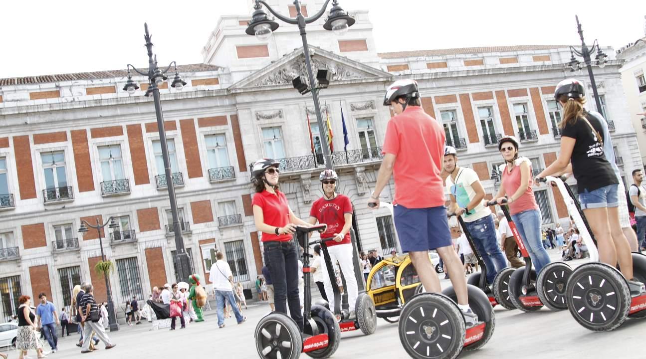 馬德里代步車探索之旅