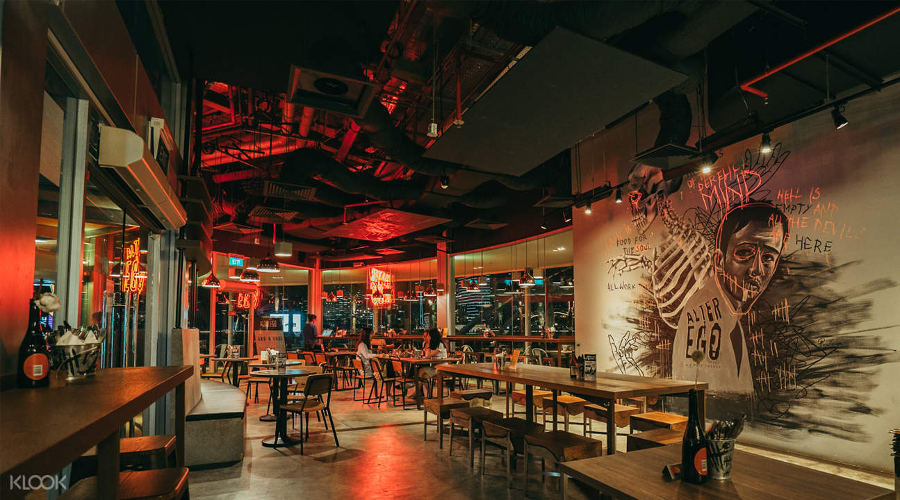 alter ego 新加坡濱海藝術中心