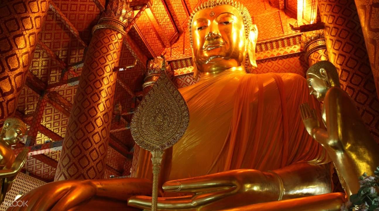 Songkran Special Tour Buddha bathing