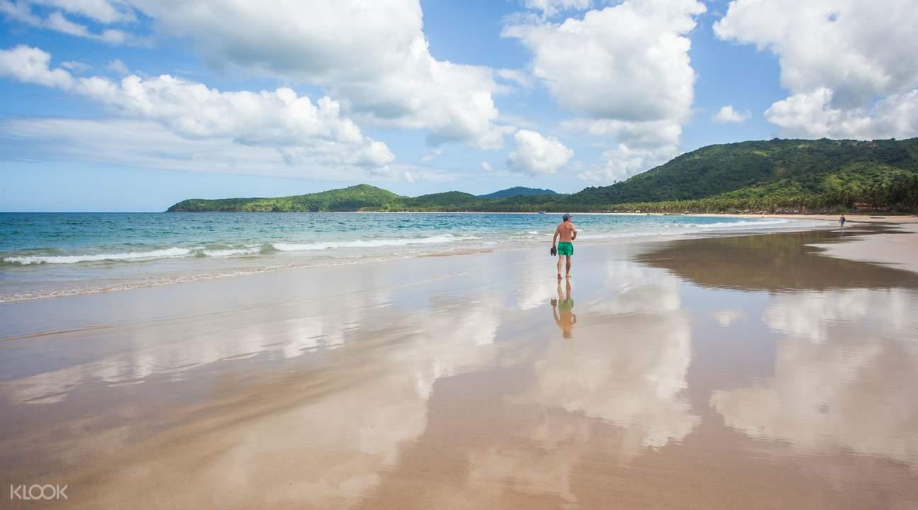愛妮島& 獨立海灘一日遊