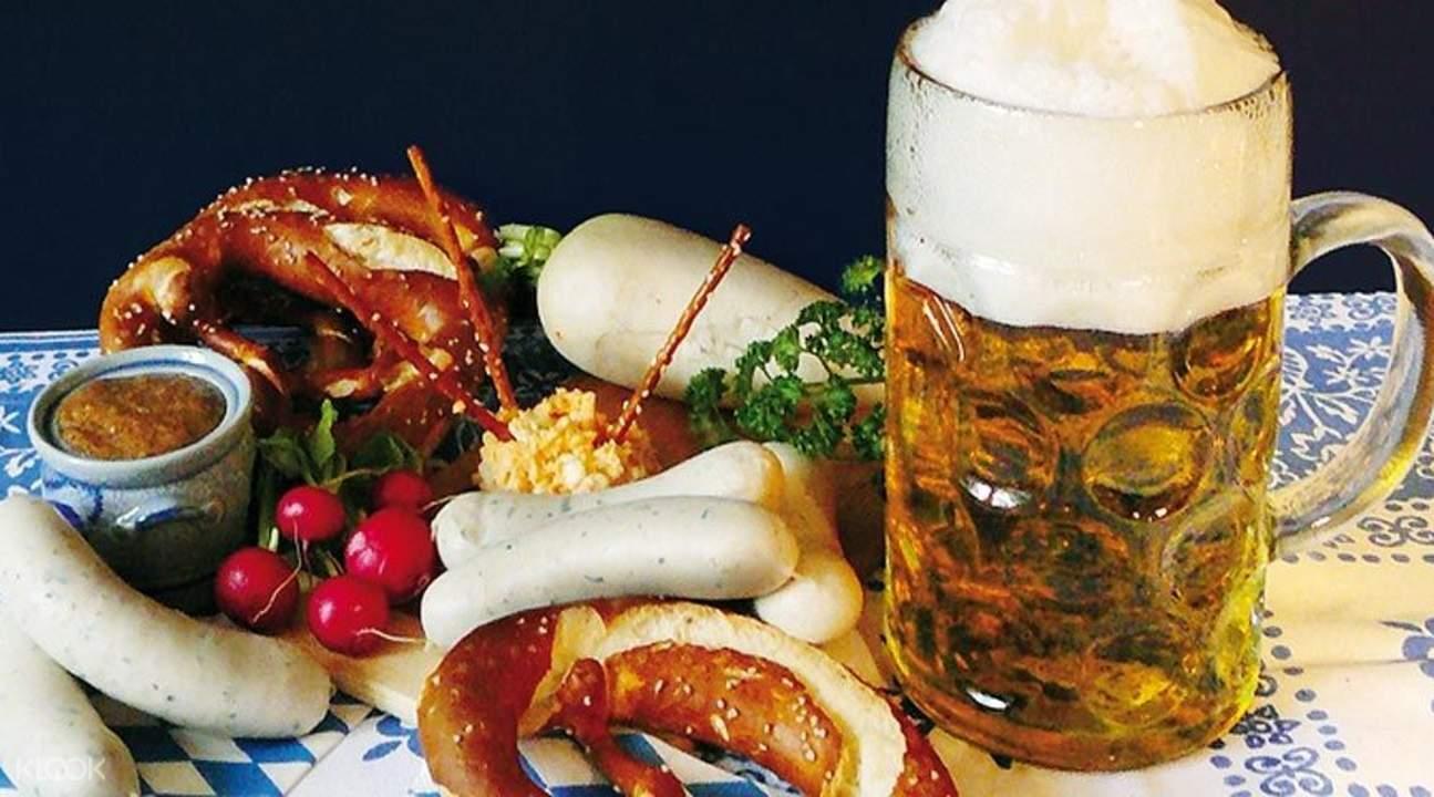 巴伐利亚美食