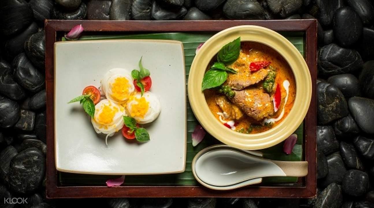 悅榕庄尚坊 - 任食任享晚餐
