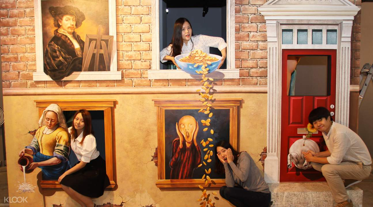 Museum Trickeye 3D Seoul