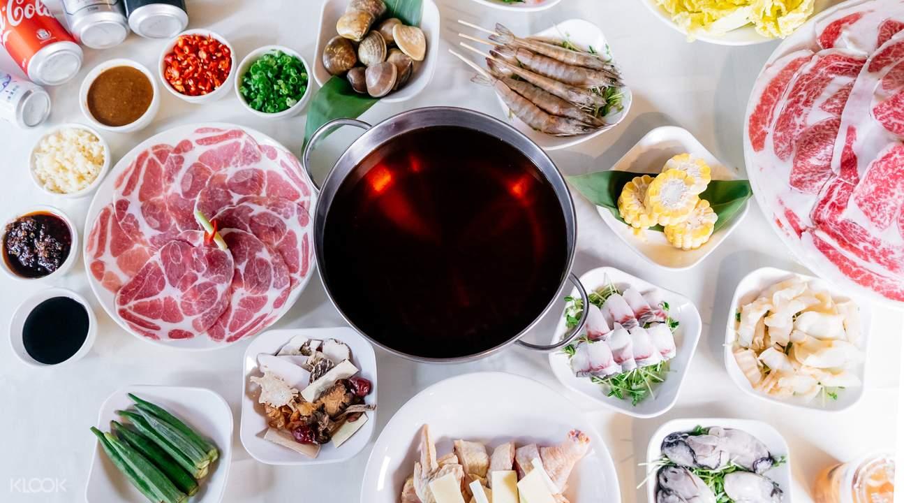 tao square hot pot buffet hong kong