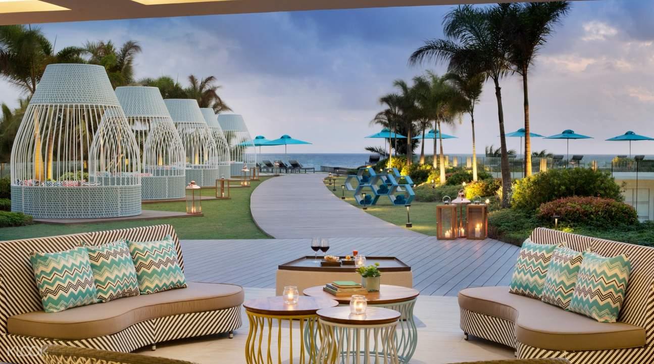 下午茶,林德酒店,长滩岛下午茶