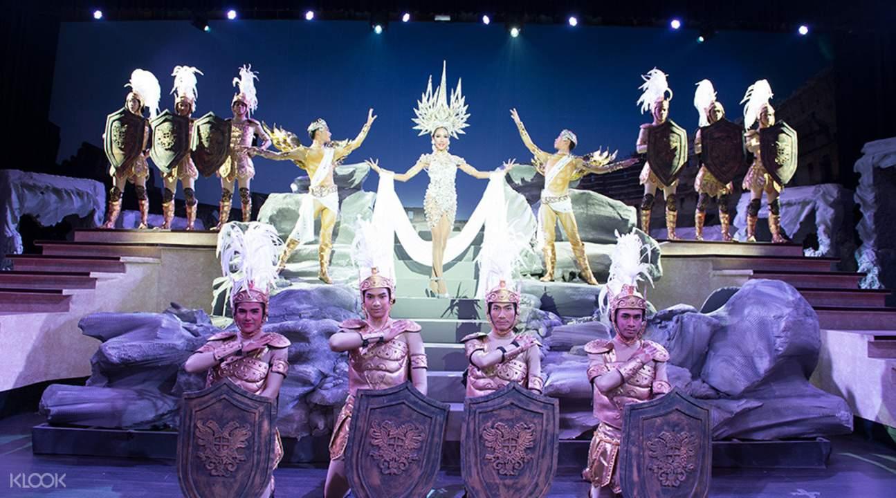 Colosseum Show Pattaya