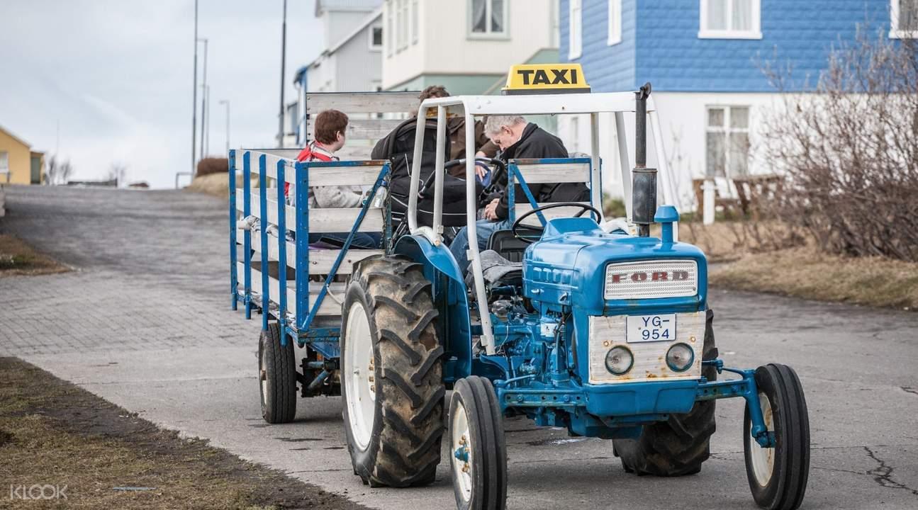冰岛北海岸美食体验