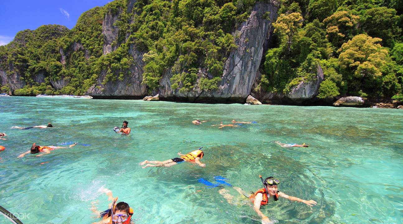 Snorkel Tour Phi Phi Islands