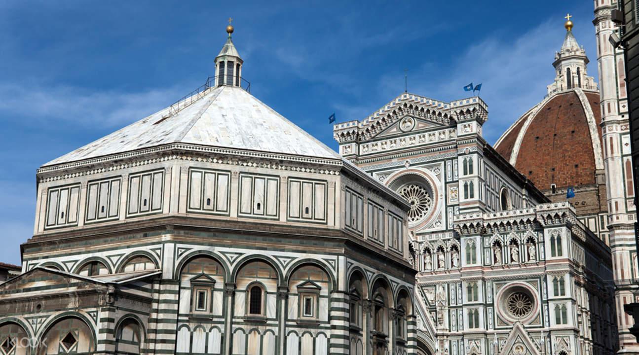 佛羅倫薩國立美術學院 & 烏菲齊美術館門票與導覽