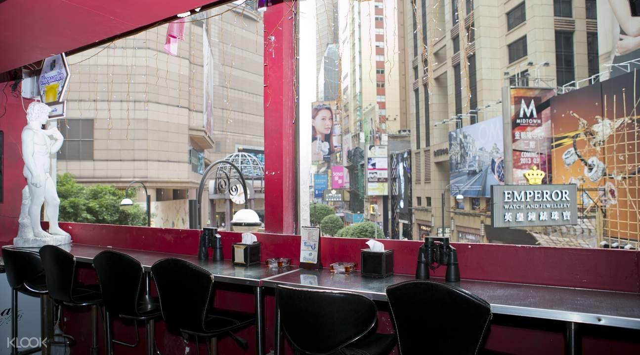 香港时代广场美食