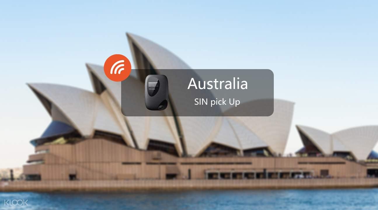 Australia portable wifi