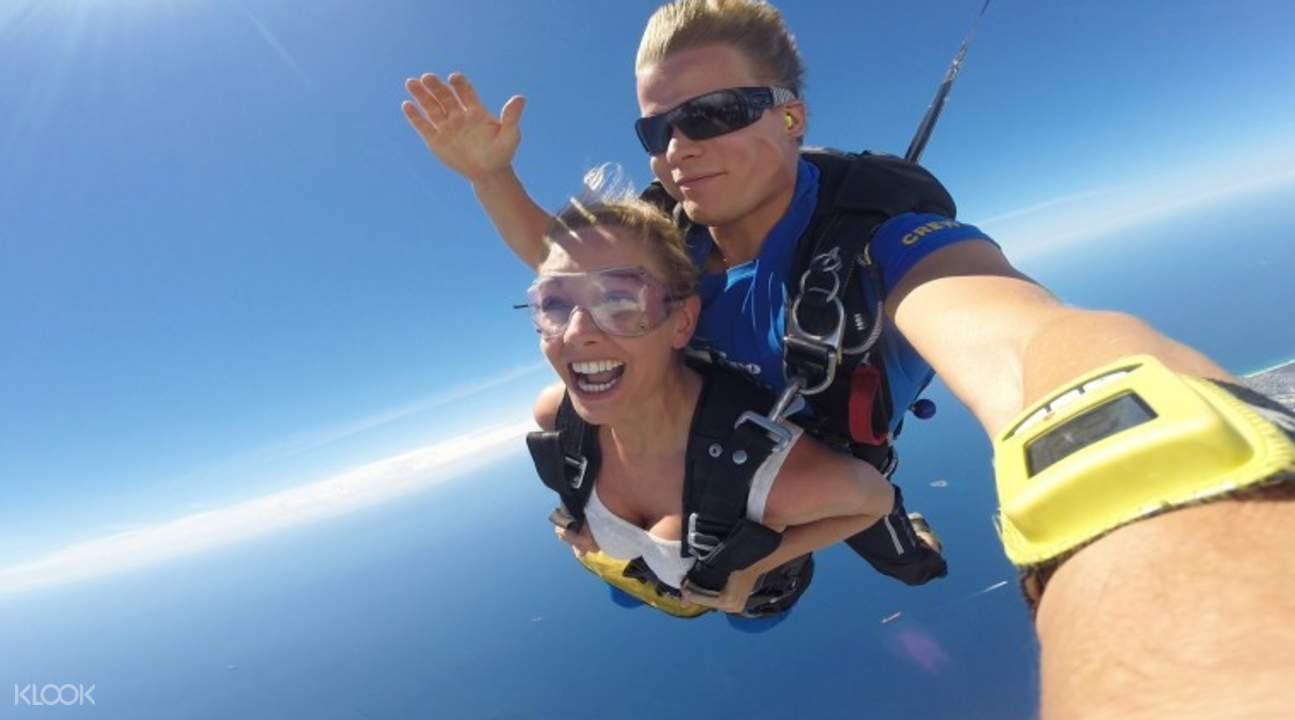 melbourne skydiving