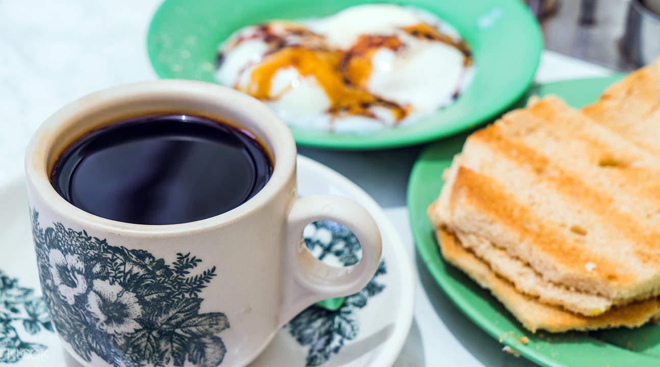 唐人街美食之旅當地早餐套餐
