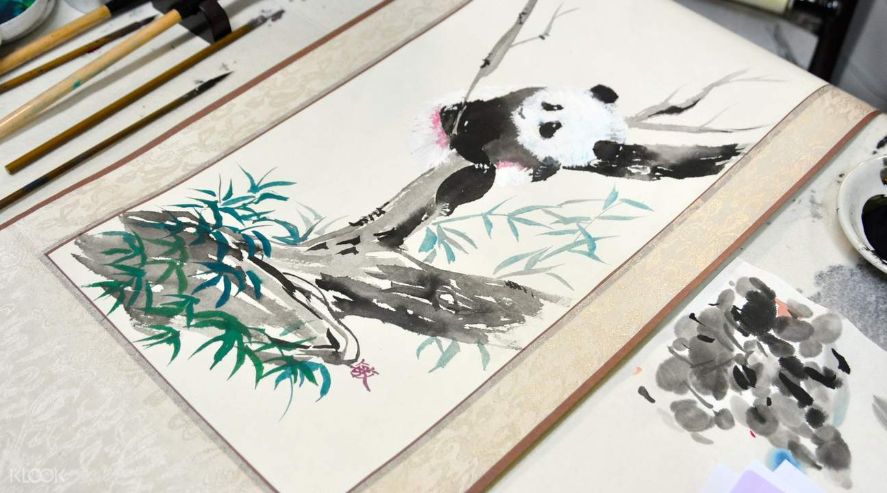 Workshop Lukisan Cina di hong kong
