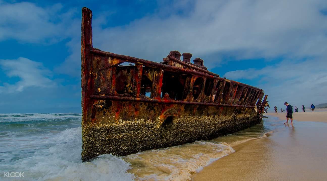 Personalized 4WD Full Day Tour of Fraser Island