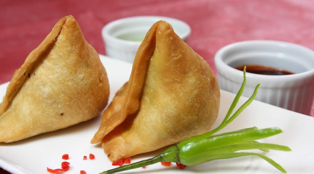 香港尖沙咀皇橋印度餐廳