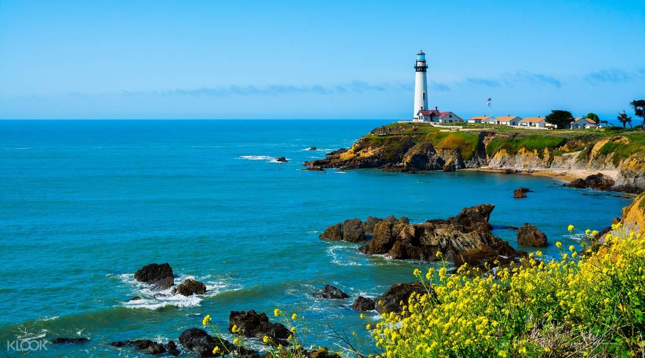 California coast tour
