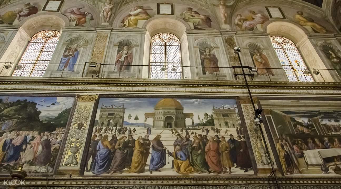 Sistine Chapel VIP Tour