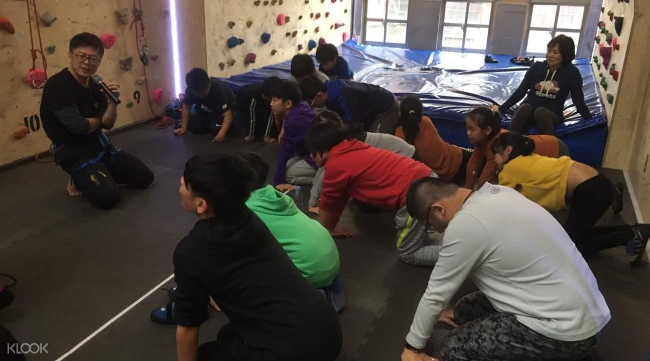 台北攀岩體驗,台北老屋攀岩體驗