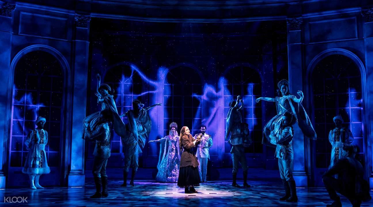 Anastasia Broadway Show Ticket