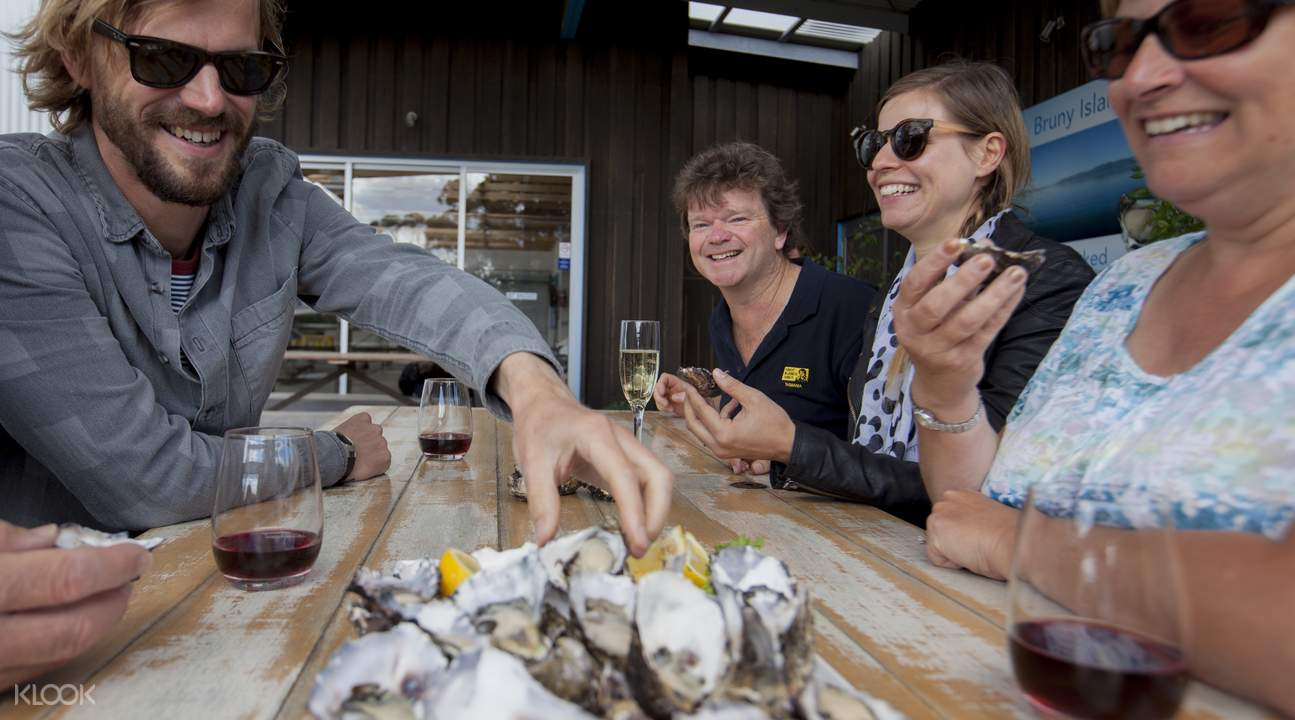 Bruny islands food tours